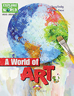 CLIL Readers - World of Art