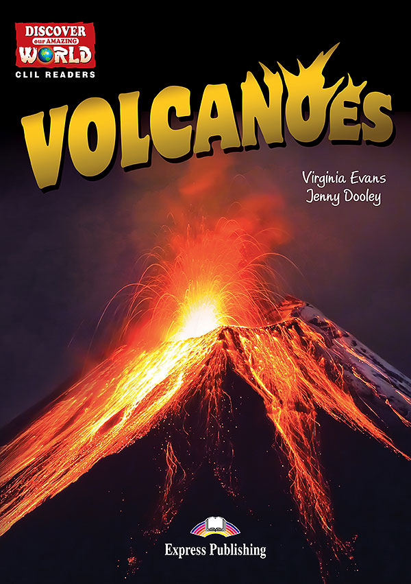 CLIL Readers - Volcanoes